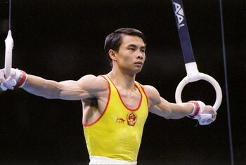 Li S All-around Prowess Produces Golden Lining