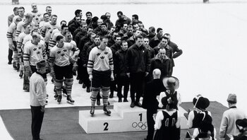 Soviet Stars See Off Canada For Ice Hockey Gold Featured